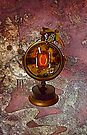 Steampunk Gadget iPHONE Case by Pamela Phelps