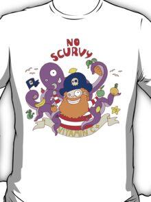 Pirate's need Vitamin C T-Shirt