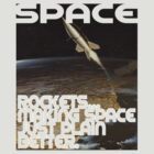 Space... Rockets by EndersBean