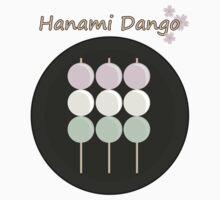 Hanami Dango by AnimePlusYuma