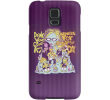 Oggle Rock Samsung Galaxy Case/Skin