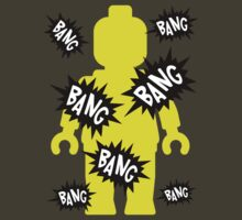 Minifig BANG BANG BANG by Customize My Minifig by ChilleeW