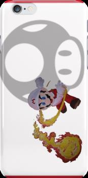 Super Mario Fireball by bdgut42