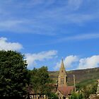 Edale Village Church by Tom Curtis