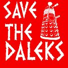 SAVE THE DALEKS by nimbusnought