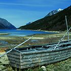 Gold Rush Boat by Yukondick