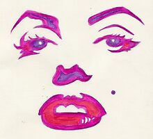 Marilyn Monroe, Icon by Kashmere1646