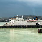 Ferry across the Channel by photocat1311