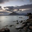 Elgol Sunset by Maria Gaellman