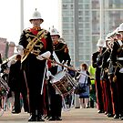 The Royal Marines at the London Olympics 2012 by Matt Sillence