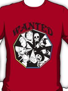 One Piece - Straw Hat Pirates Crew T-Shirt