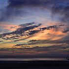 Scarborough Sunset by MissChezz