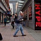 Ignore the Hype by Helen Vercoe