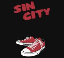Sin City Converse by Colester