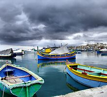 "Marsaxlokk after rain - ""The Boats calendar"":http://www.redbubble.com/people/incant/calendars/11083601-boats by Antonello Incagnone ""incant"""