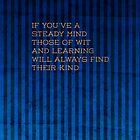 Ravenclaw quote by novillust