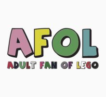 AFOL by Customize My Minifig by ChilleeW