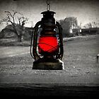 Crimson Lantern by trueblvr