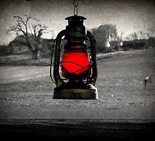 Crimson Lantern by trueblvr
