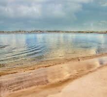 bay of gold by © Karin  Taylor