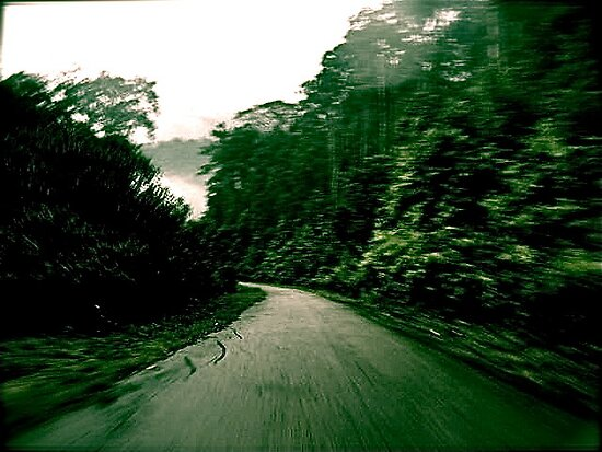 Road In My Dream by withsun