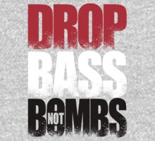 Drop Bass Not Bombs (Iraq) [Stencil Series] by DropBass