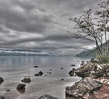 Loch Ness by Leanne Jones