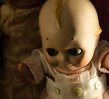 Creepy Cutie Pie Doll Image by msqrd2