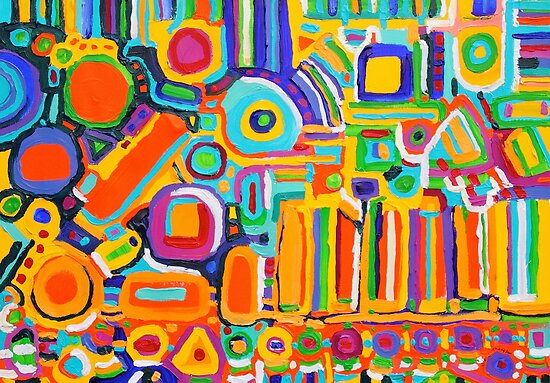 "Shoalhaven shores, ""Bundanon"" by Kerry  Thompson"