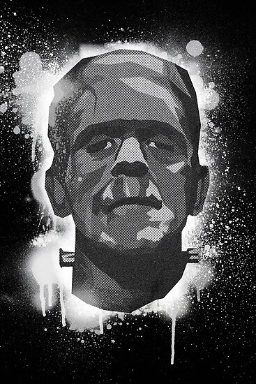 Stencil Boris K by SixPixeldesign