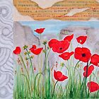 Poppies by Paula Swenson