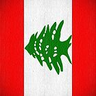 Flag Lebanon Iphone by Netsrotj