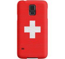 Flag Switzerland iphone Samsung Galaxy Case/Skin
