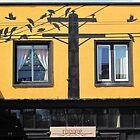 Cafe Birds © by Ethna Gillespie