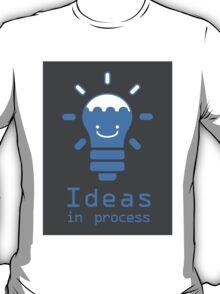 Ideas in process T-Shirt