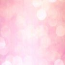 pink bokeh iPhone by creativemonsoon
