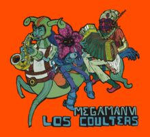 Megaman 6 Los Coulters Tribute by LosCoulters