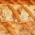 Fresh bread by Morag Anderson