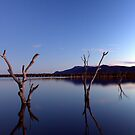 lake fyans ,grampians by fazza