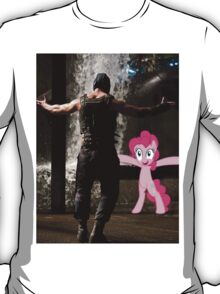 Bane Loves Ponies  T-Shirt