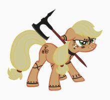 Applejack Dragonborn  by eeveemastermind