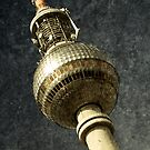 Fernsehturm, Berlin by Nick Coates