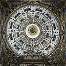 Dome of Chapel of Boim family by Oleksiy Rybakov