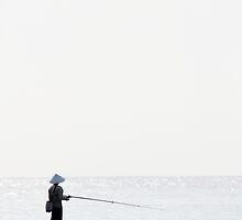 Bali Fisherman by Andrew Beatton