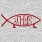 Atheist Fish by portispolitics