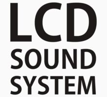 LCD Soundsystem by Freak Clothing