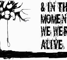 & In That Moment, We Were Alive by ThePartyScene