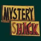 Gravity Falls Mystery Shack by jamaziing