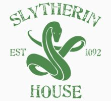 Slytherin House by machmigo