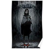 It's Raining Poster